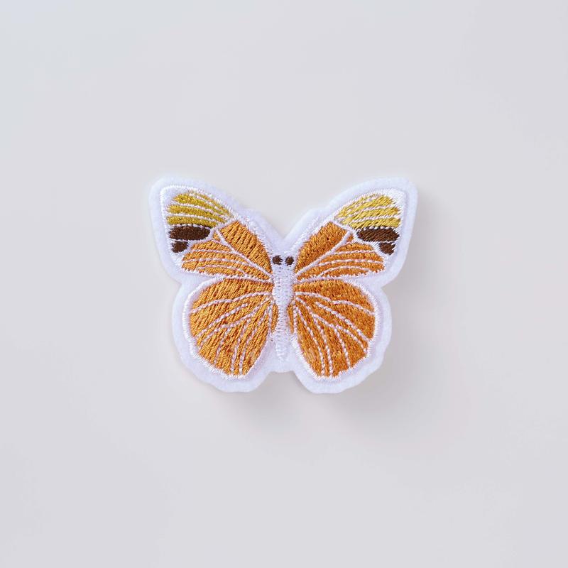 マウントワッペン/butterfly-B