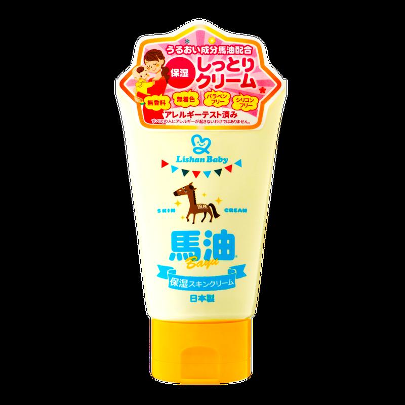 リシャンベビー馬油クリーム(無香料)