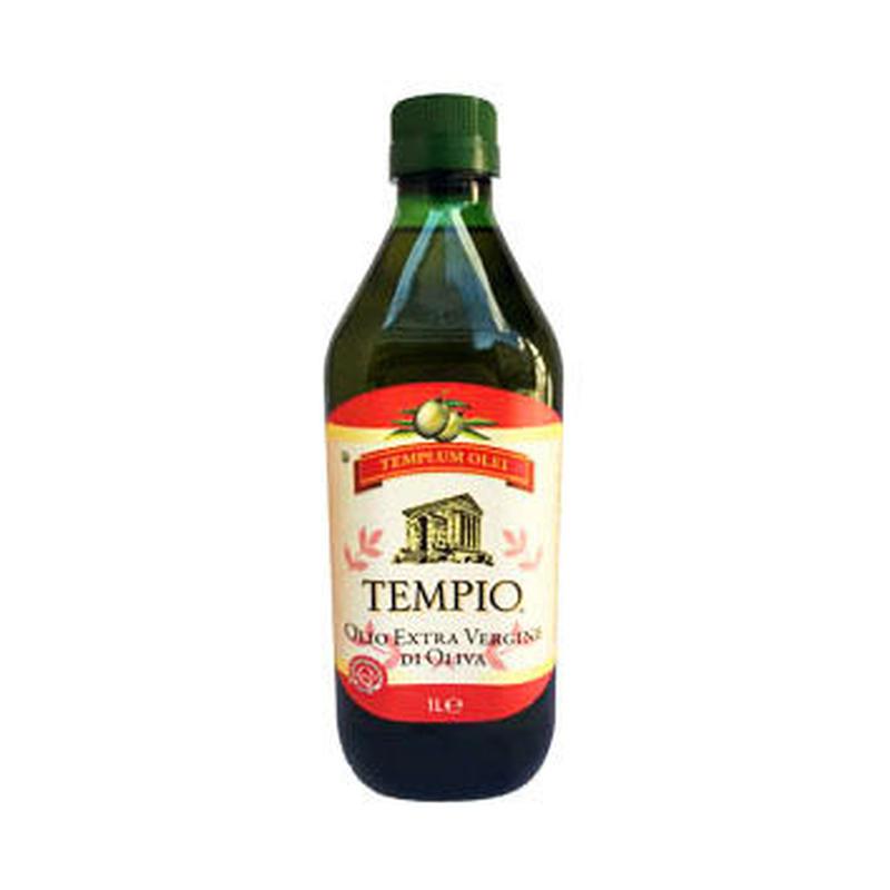 10103 テンピオ・エキストラバージンオリーブオイル  1ℓ