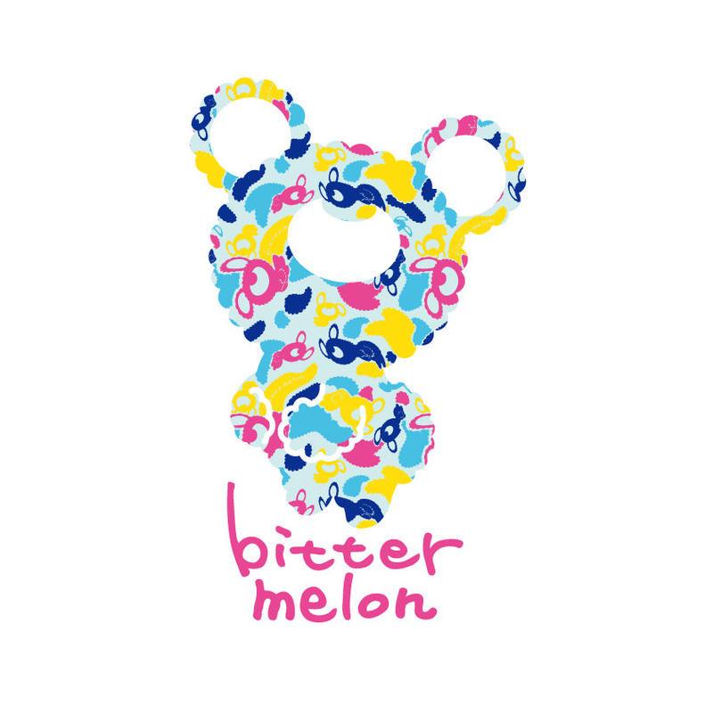 bittermelo Sticker (camoufla vitamin)