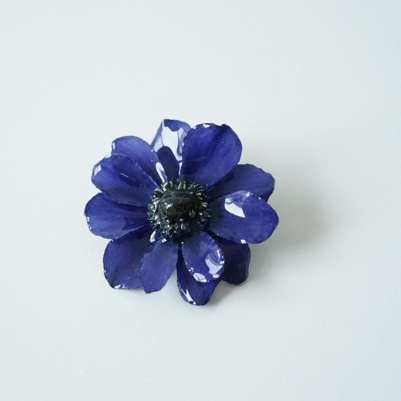 アネモネピアス(blue01)