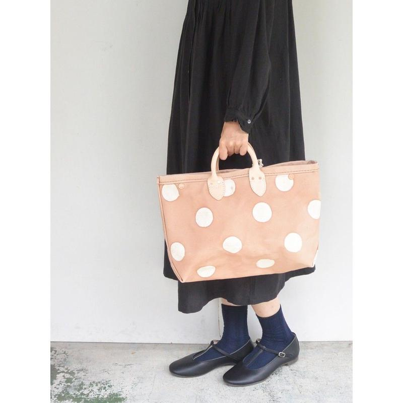 P.T WORKS & DESIGN DAILY type2 TOTE BROWN