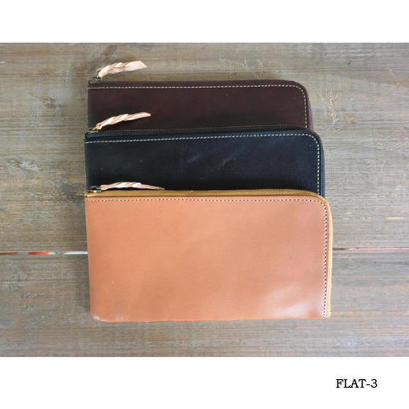 MARINEDAY  FLAT-4 長財布