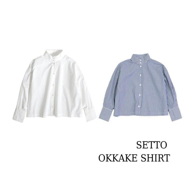SETTO(セット)OKKAKE SHIRT オッカケシャツ