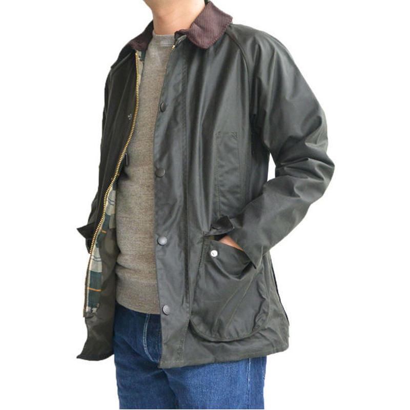 <ラスト1サイズ>Barbour(バブアー)ビデイルSLオイルドジャケット SIZE38
