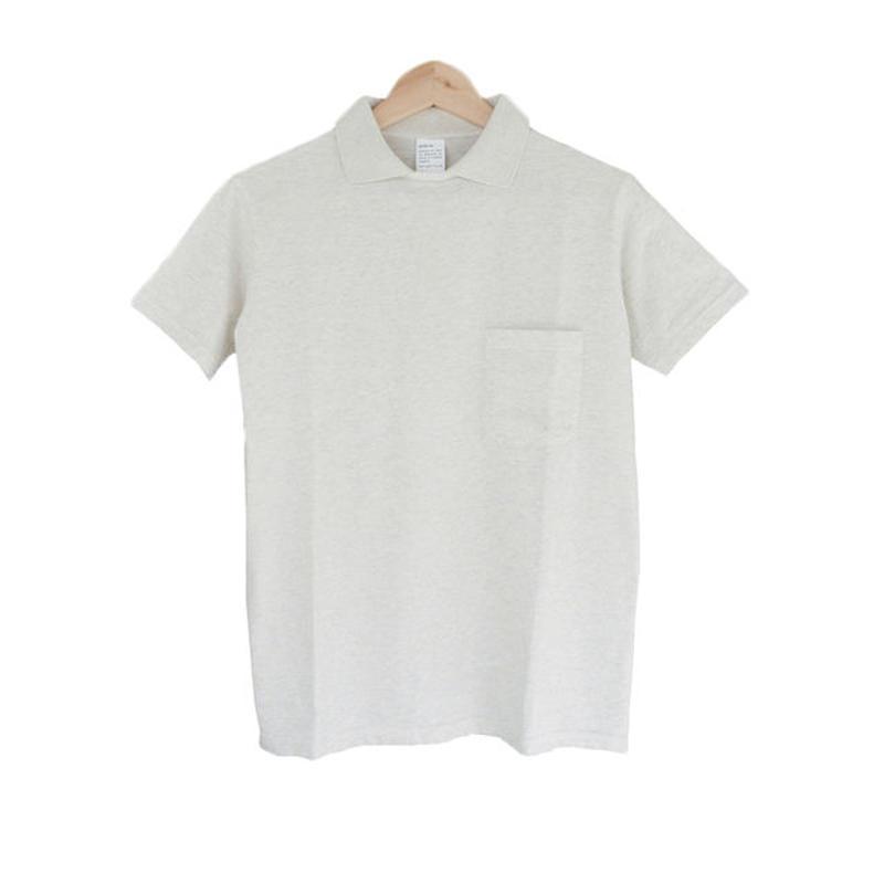 arbre ポロカラーTシャツ Polo Collar T-Shirt