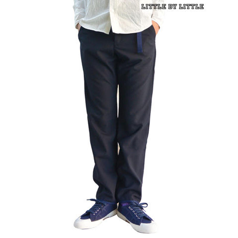 <SALE>COOCHUCAMP HAPPY SLACKS (NAVY)
