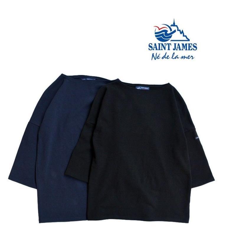 SAINT JAMES セントジェームス 七分袖ドロップショルダー CRAZSLOU