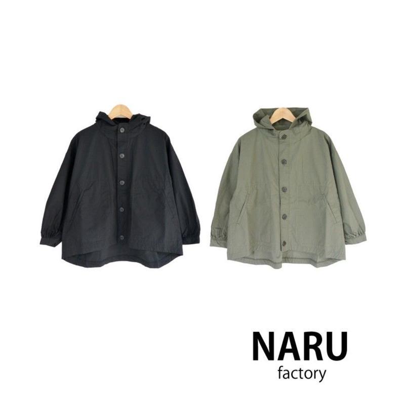 NARU(ナル)30sウェザーフードブルゾン