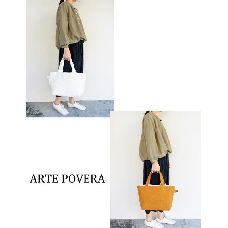 ARTE POVERA アルテポーヴェラ イタリアリネンMAMトート
