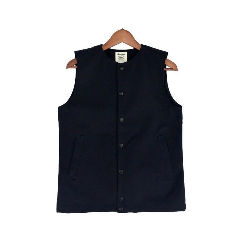 Jackman ジャックマン JM8865 High-density Jersey Vest