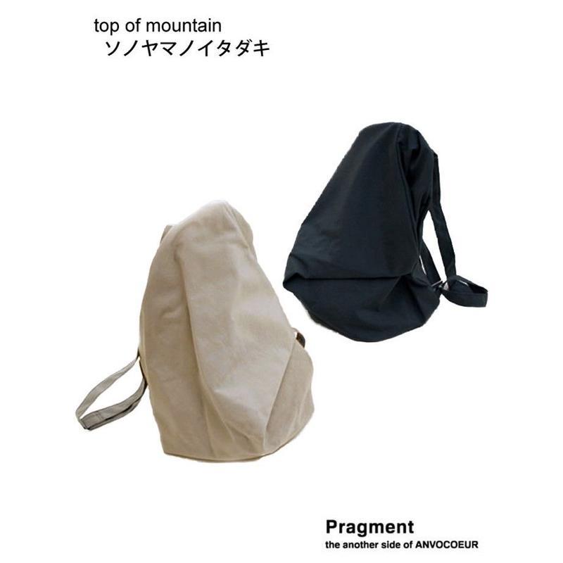 Pragment ソノヤマノイタダキ 3Way Bag