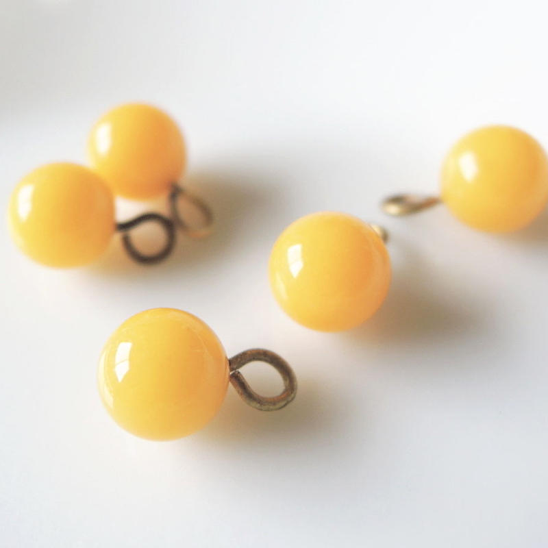 Lump*2個 (col.サン)  5mm
