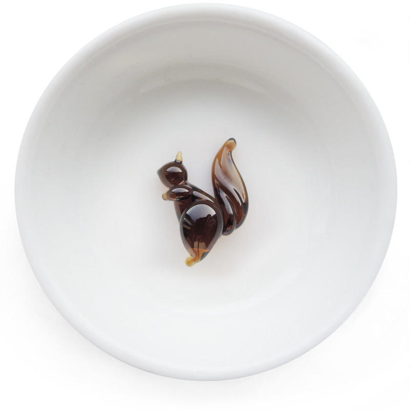 Petit Gris・りすボタン (col.カフェ)