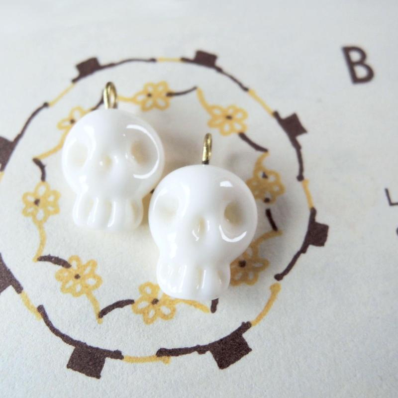 Small Skull ・ドクロチャーム