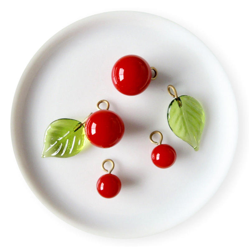 Tutti-Frutti set (スカーレット、オリーブ)