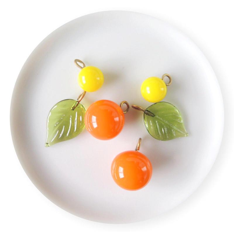 Tutti-Frutti set (タンジェリン、シトロン、オリーブ)