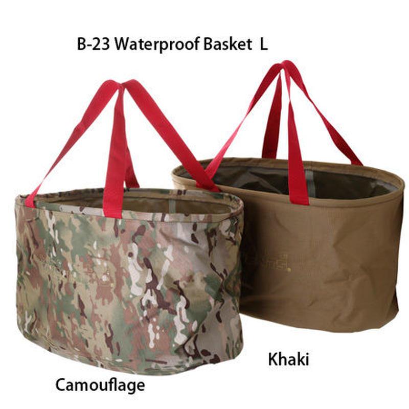 B-23 防水バスケット L