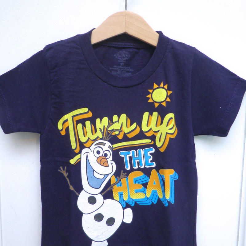 158.【USED】Olaf T-Shirts