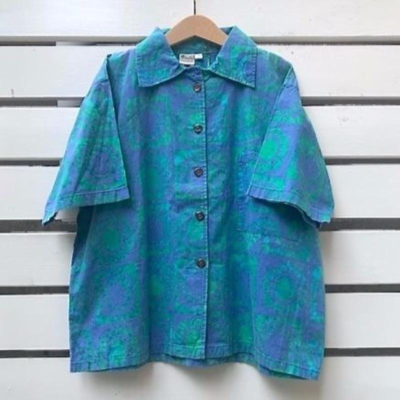 555.【USED】Sunflower Summer Hawaiian Shirts