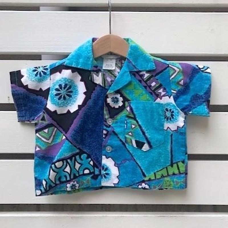 551.【USED】60's vintage Hawaiian Shirts