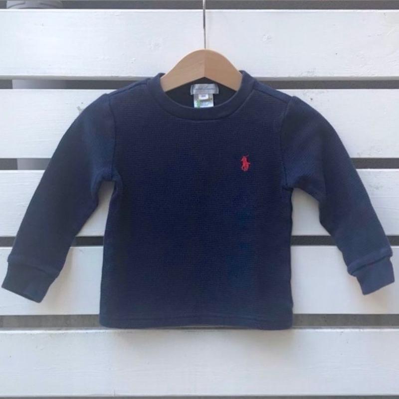 513.Ralph Lauren Thermal  Long sleeves