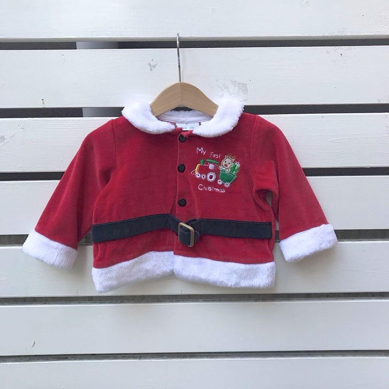 350.【USED】Santa Claus Jacket