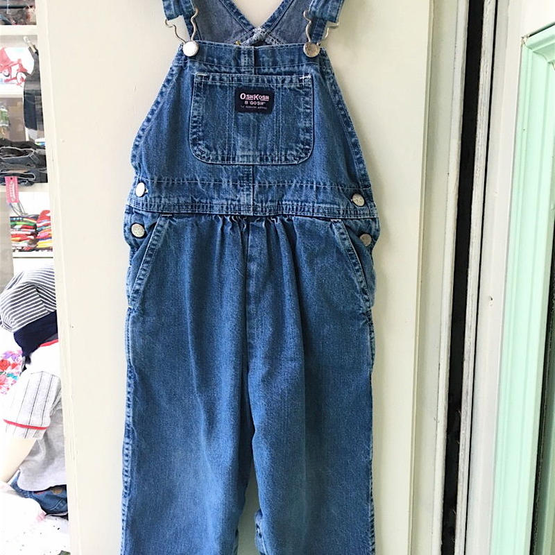 """OSHKOSH"" Denim Overall"