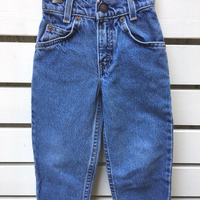 "【USED】"" Levi's"" Denim long pants"