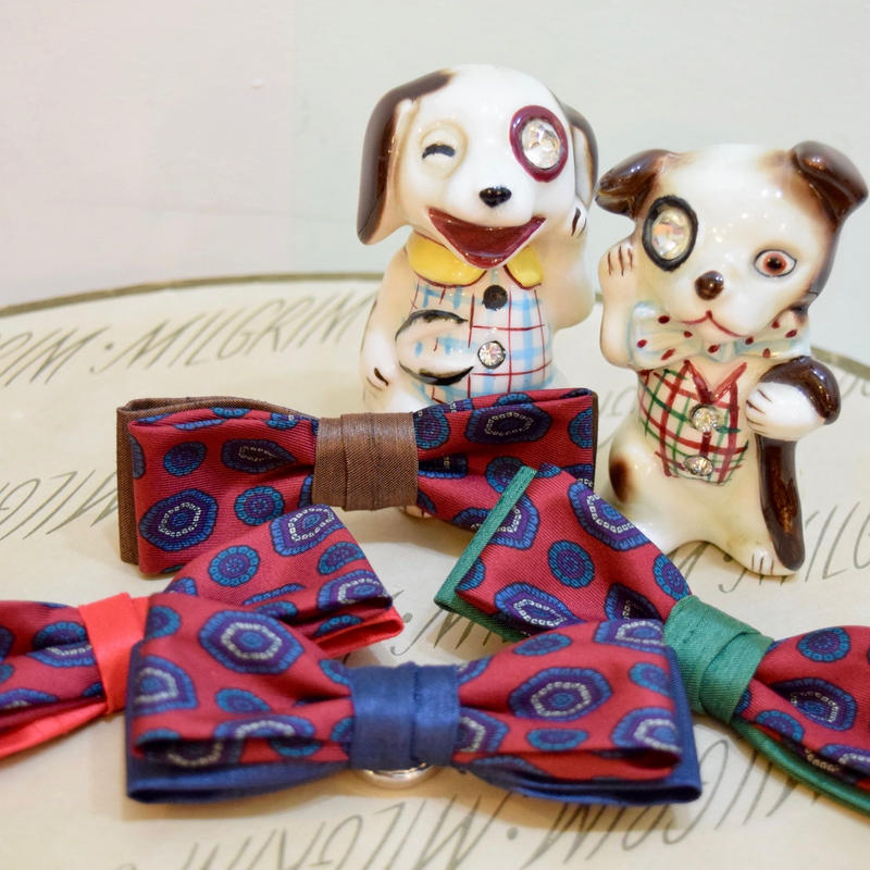 〈LRD. Original〉Ribbon tie  -Abalone-