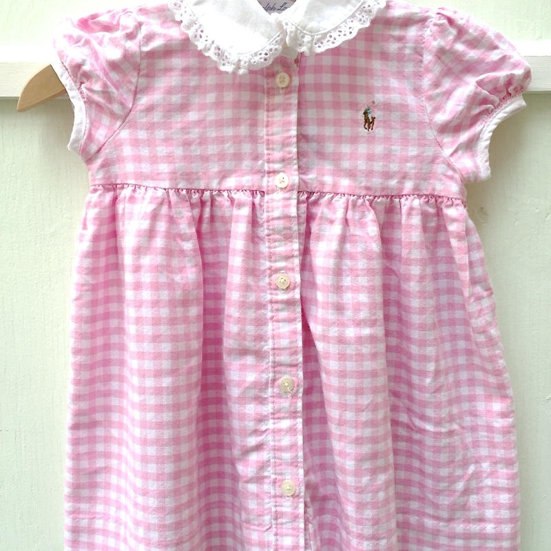 "146.【USED】 ""Ralph Lauren"" Dress"