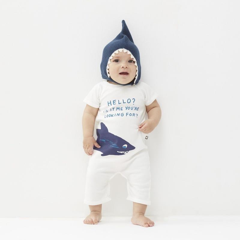 【oeuf】SHARK HAT