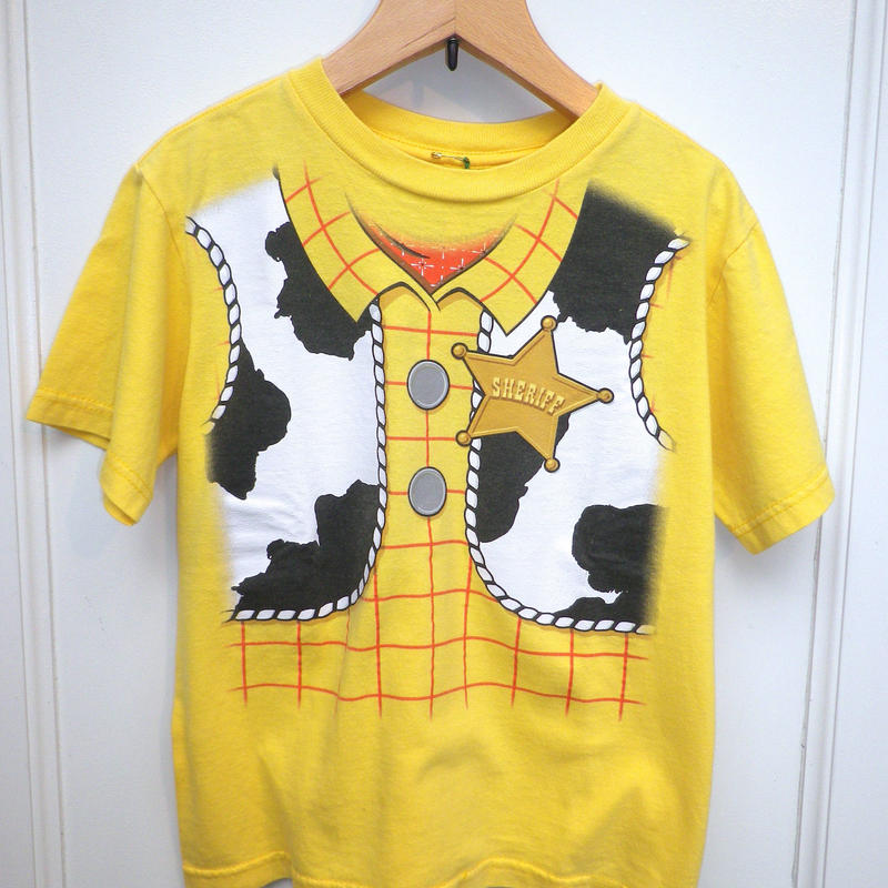"79.【USED】""TOY STORY"" Woody's T-shirts"