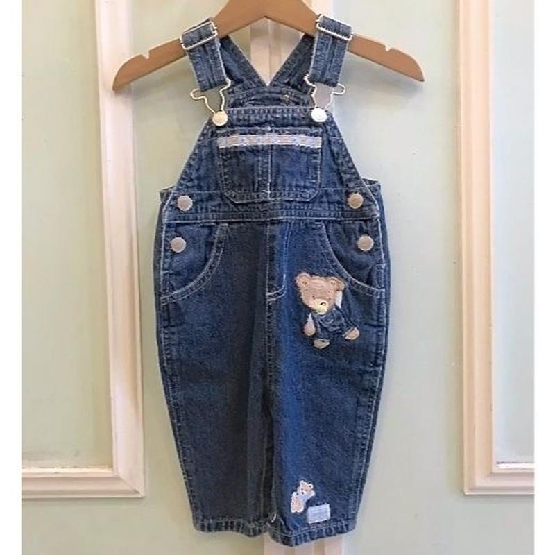 573.【USED】Baby Bear Overall