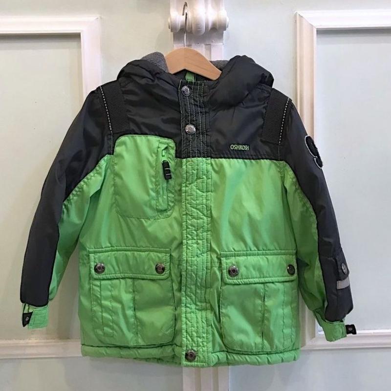 380.【USED】OSHKOSH Stitch Down Jacket
