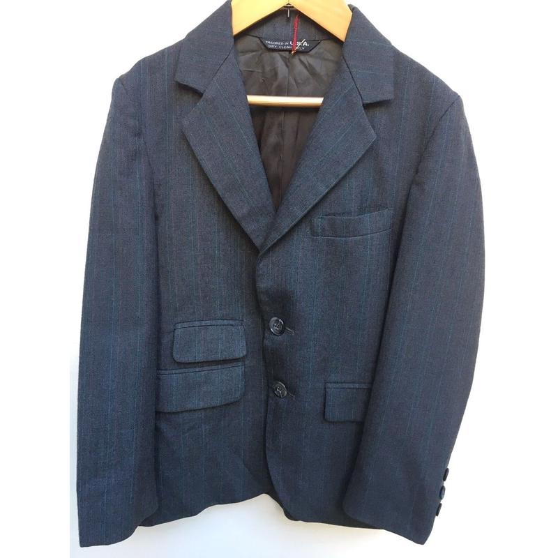 "104.【USED】""Christian Dior"" formal jacket"