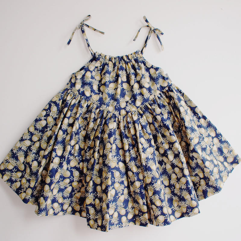 pineapple pt dress