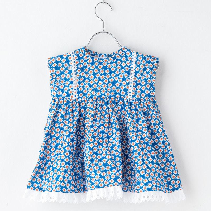 deisy blue dress