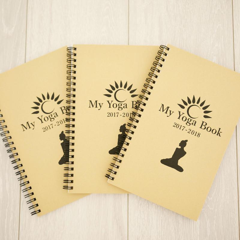 My Yoga Book 3冊