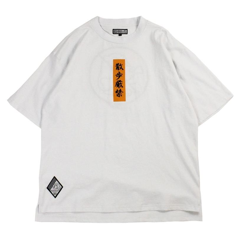 GALFY サンポゲンキン TEE WITE