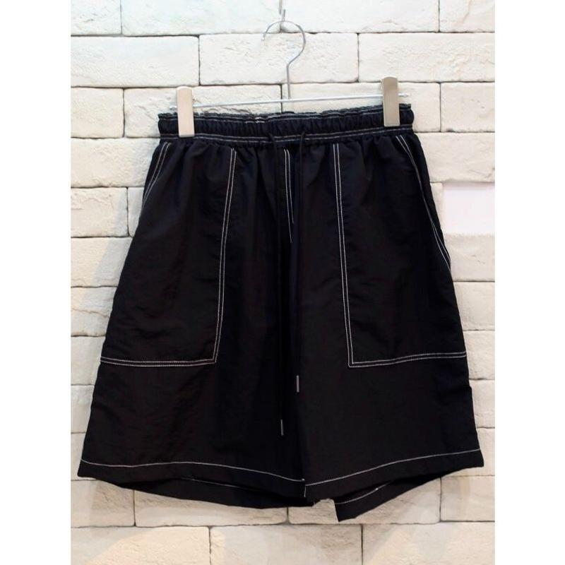 STITCH SHORTS BLACK