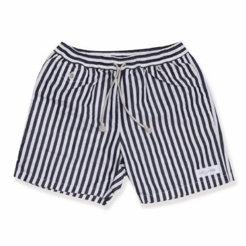 edit clothing  エディットクロー ジング Stripe shorts(ストライプショーツ)
