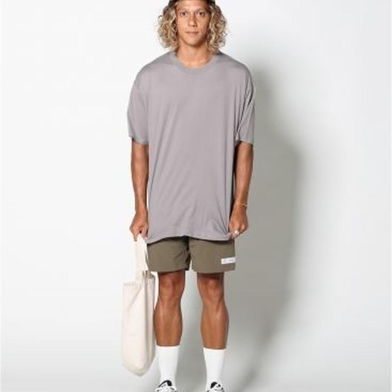 edit clothing  エディットクロー ジング 4way stretch board shorts(4ウェイストレッチボードショーツ/カーキ)