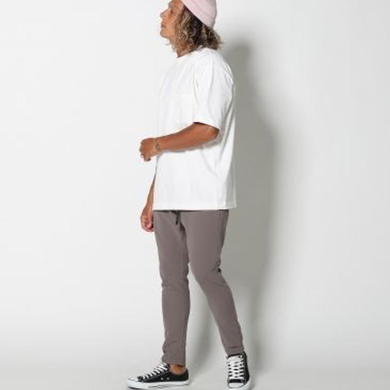 edit clothing(エディットクロージング)Super strech slim easy pants(スーパーストレッチスリムイージーパンツ/グレージュ)