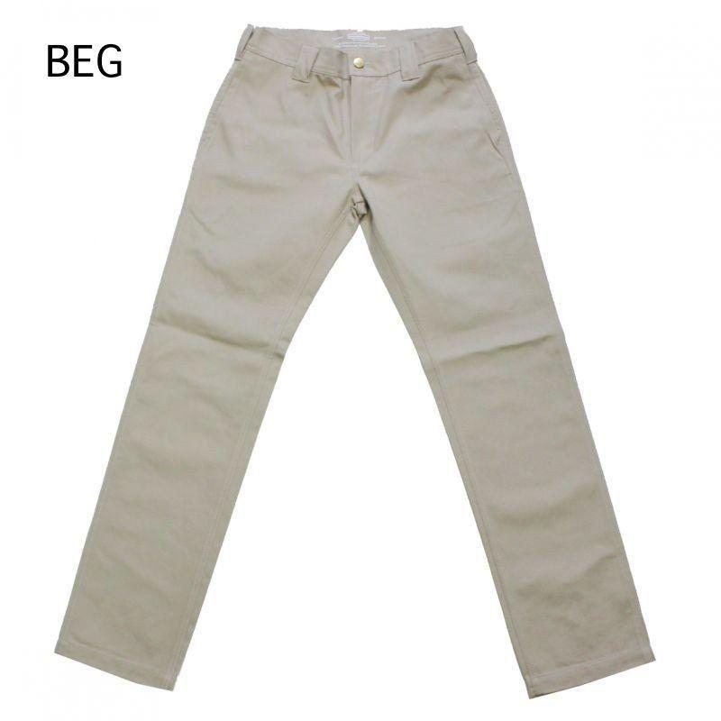 2019春夏予約開始!新モデル 5%0FF BLUCO / SLIM WORK PANTS(New type) / スリムワークパンツ OL063