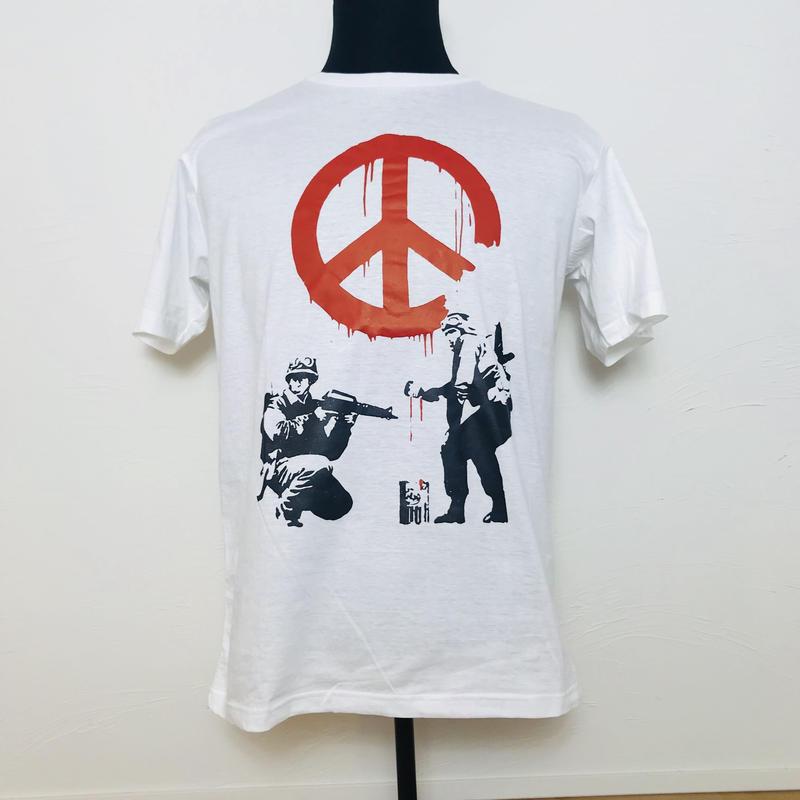 バンクシー Tシャツ