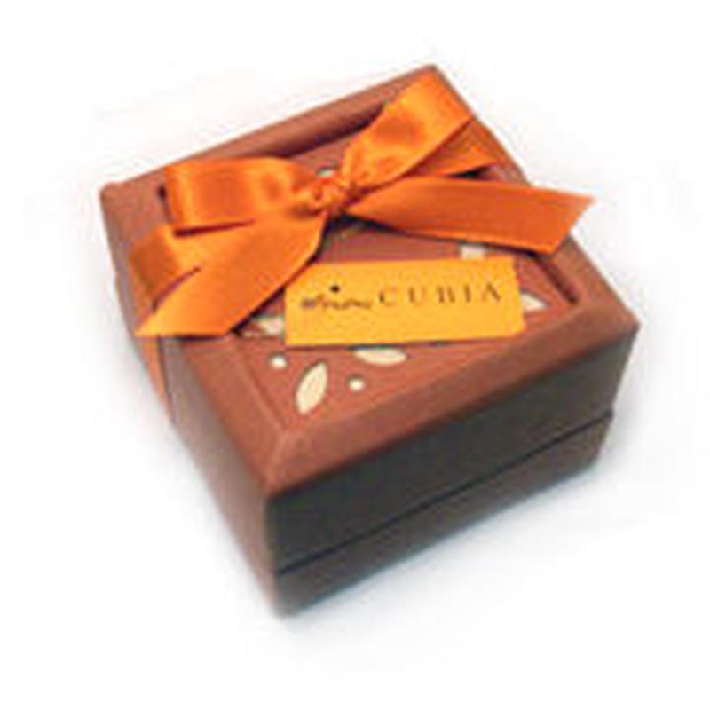 CUBIAプレゼント包装
