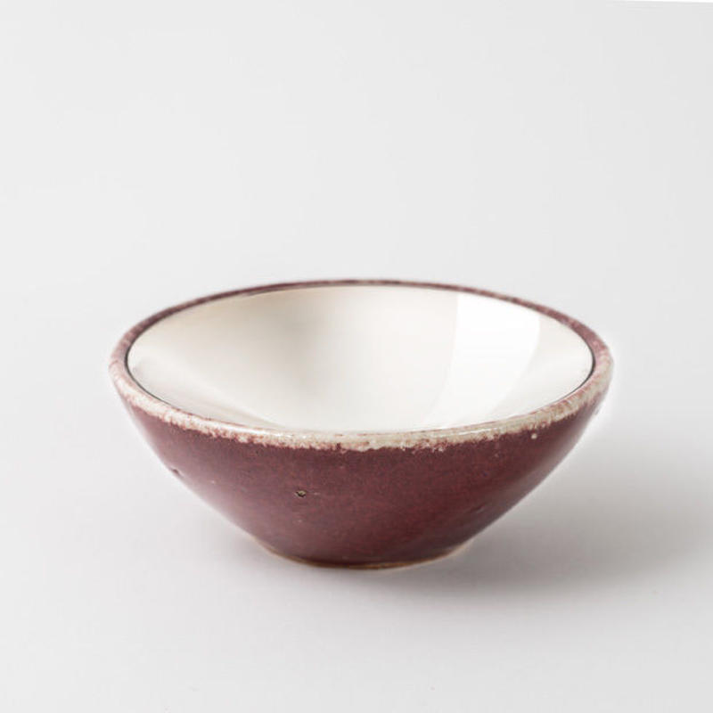 銀器・信楽焼 小皿 Small plate made with silver and ceramic (Shigaraki pottery)