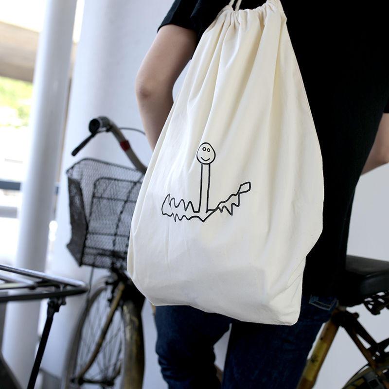 HIMAA × LIVERARY Exclusive  Bag  Dandelion