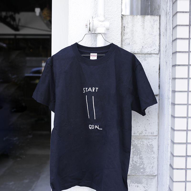 平山昌尚(HIMAA) × LIVERARY Exclusive Tee |START=GOAL